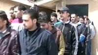 800 Militan Suriye Ordusuna Teslim Oldu!