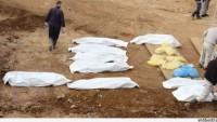 Irak'ın Saidiye bölgesinde toplu mezar bulundu