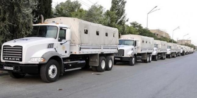 Kazakistan Ukrayna'ya İnsani Yardım Gönderdi…