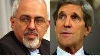 """Zarif: """"Kerry'nin isteği üzerine Paris'te yeniden görüştük"""""""