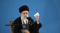 İmam Ali Hamaney: Söz konusu yaptırım ise, İran halkı da yaptırım uygulayabilir ve uygulayacaktır…