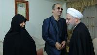 """Ruhani: """"Gazilik onuru Allah'ın bahşettiği en büyük nimettir"""""""