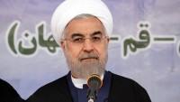 Ruhani: Sadece tüm yaptırımlar kaldırılır ise anlaşmaya varılabilir…