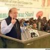 Şerif, İran gazının Pakistan'a nakli konusunda yapılan müzakerelerin ilerlediğini belirtti…