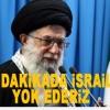 Hüccetülislam Mücteba Zülnur: İsrail bir yanlış yaparsa on dakikadan kısa bir sürede Tel Aviv'i yok ederiz…