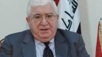 Irak Cumhurbaşkanı: Irak'ta hiçbir İran askeri yok