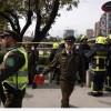 Şili'nin başkenti Santiago'da patlama meydana geldi