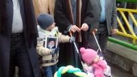 Foto: İmam Ali Hamaney'in Oğlu Seyyid Mücteba Hamaney, 11 Şubat Yürüyüşünde…