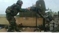 Suriye Ordusu Büyük Bir Kahramanlıkla Siyonist Destekli Teröristleri Yok Etmeye Devam Ediyor…