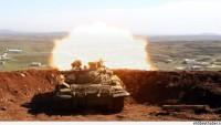 Suriye Ordusunun Ülke Genelinde Operasyonları Sürüyor…