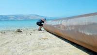 Ürdün ve İsrail, Kızıldeniz'den Ölü Deniz'e su taşınmasını amaçlayan 900 milyon dolar bütçeli boru hattı anlaşması imzaladı…