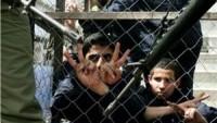 Siyonist işgal zindanlarında 200 Filistinli çocuk bulunuyor