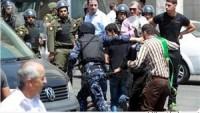 """Hamas: """"Batı Yaka Güvenlik Birimleri 7 Kişiyi Gözaltına Aldı"""""""