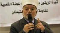 Kudüs Müftüsü Şeyh Muhammed Hüseyin: Siyonist rejim uluslar arası mahkemelerde yargılanmalıdır