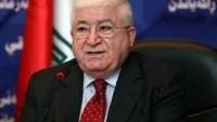 Irak Cumhurbaşkanı, Ayetullah Sistani'nin Siyasi Gelişmelerle İlgili Tutumunu Övdü…