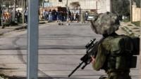 İsrail, Beytüllahim'deki Filistinler'e saldırdı…
