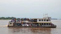 Demokratik Kongo Cumhuriyeti'nde, bir teknenin batması sonucu ilk belirlemelere göre 100'e yakın kişi öldü…