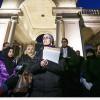 ABD'de Öldürülen Üç Müslüman İçin New York'ta Anma Töreni Düzenlendi…