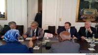 Lahham: Terörle Mücadelede Parlamento Çabaları Birleştirilmelidir…
