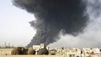 Libya'da petrol boru hattında patlama gerçekleşti…