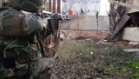 Suriye'de Ordu Halep Merkeze Girdi, Şiddetli Çatışmalar Yaşanıyor…