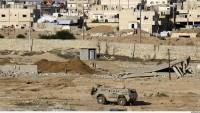 Mısır'da Roketli Saldırı Düzenlendi…