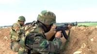 Terörist komutan Ahmed Taha Ebu Uday çatışmalarda öldürüldü