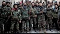 Suriye Ordusu, Lübnan Sınırında Bazı Noktaların Kontrolünü Sağladı…