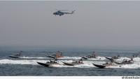 Video: İran İslam Cumhuriyeti'nin Yüce Peygamber (sav) Deniz Tatbikatından Görüntüler…