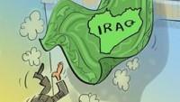 Karikatür: Irak Ordusu ABD Ve İsrail Destekli Teröristleri Irak'a Girdiklerine Pişman Etti.