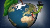 Karikatür: Dünyanın Baş Belası Siyonizm…