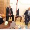 Türkiye'nin Yemen Büyükelçisi İslam Devriminden Sonra Aden'e Kaçan Yemen'in Eski Cumhurbaşkanı Hadi'yle Görüştü…