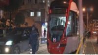 Suriyeli çocuk tramvayın altında kaldı