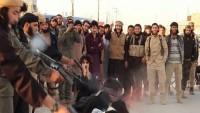 IŞİD ABD Komandolarının Silahlarıyla Halk Güçlerini Şehid Etti…