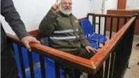 İsrail Mahkemesi, Filistin Parlamentosu Başkanı Aziz Duveyk'in davasını 13'üncü kez erteledi.