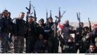 Homs Doğu Kırsalı – El Cezl Petrol Kuyuları Suriye Ordusunun Kontrolünde…