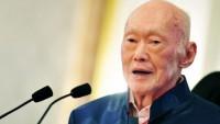 Singapur'un ilk başbakanı Lee Kuan Yew, 91 yaşında hayatını kaybetti.
