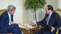 """Sisi: ABD'nin gözetimi altında """"Ortak Arap Ordusu"""" kurulsun"""