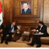 Şear: Filistin Davası Suriye'nin Öncelikleri Arasındadır…