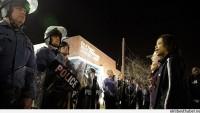 ABD'nin Ferguson kentinde polise ateş açıldı