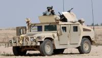 ABD Ukrayna'ya 10 zırhlı araç gönderdi.