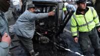 Afganistan'da patlama: 3 ölü.