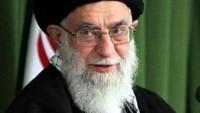 Rehber İmam Ali Hamanei; Cumhurbaşkanına Başsağlığı Diledi