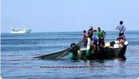 Mısır Deniz Kuvvetleri, Filistinli Balıkçılara Saldırdı.
