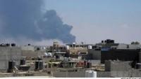 Bingazi'de roket düştü: 2 ölü,10 yaralı