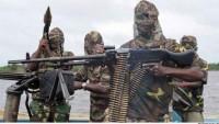 Afrika'nın IŞİD'i Boko Haram'ın Silahlarının %40'ı Fransız Yapımı
