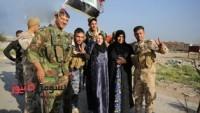 Foto: Tikrit halkı Irak askerlerini böyle karşıladı