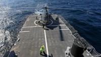 Karadeniz'de NATO tatbikat yapıyor.