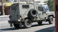 Batı Yaka'da Nablus Yakınlarında İşgalcilerin Askeri Mevzilerine Ateş Edildi.