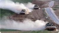 İşgal Güçleri Gazze Şeridi'nin Güneyinde Sınır İhlali Yaptı.
